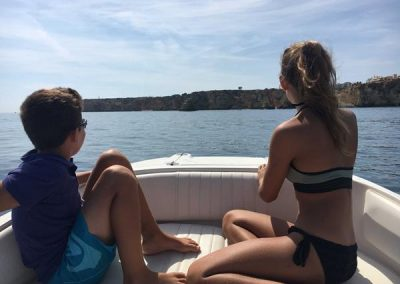 B Boat 010 - Marina boat Charters Lagos Algarve Portugal