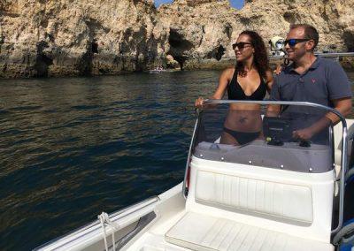 B Boat 053 - Marina boat Charters Lagos Algarve Portugal
