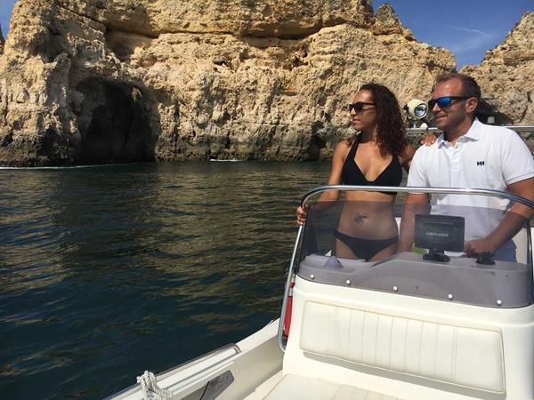 B Boat 056 - Marina boat Charters Lagos Algarve Portugal