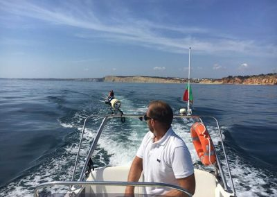 B Boat 109 - Marina boat Charters Lagos Algarve Portugal