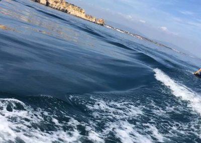 B Boat 120 - Marina boat Charters Lagos Algarve Portugal