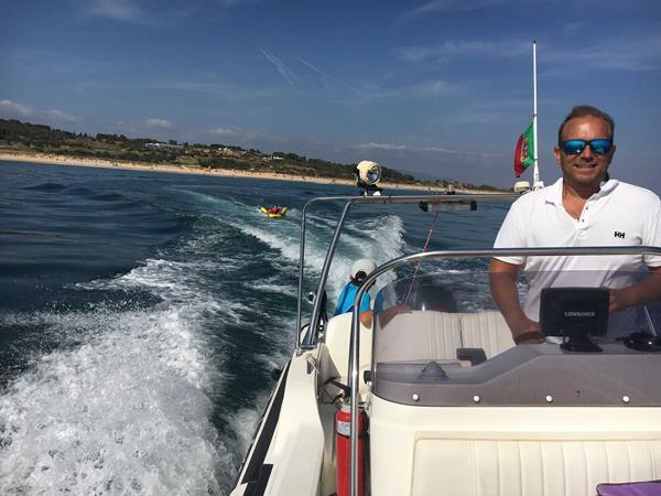 B Boat 179 - Marina boat Charters Lagos Algarve Portugal